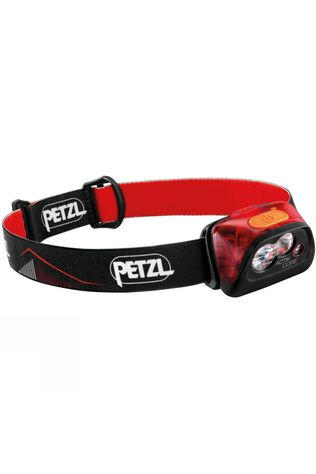 Petzl Actik Core 450L Headtorch Black/Red