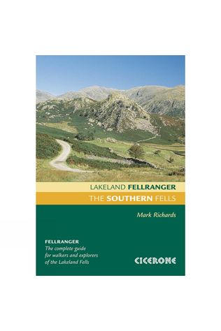 Cicerone The Southern Fells: Lakeland Fellranger No Colour