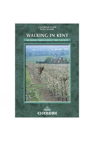 Cicerone Walking in Kent No Colour
