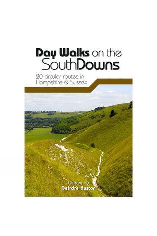 Vertebrate Publishing Day Walks on the South Downs No Colour