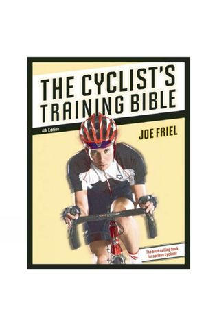 Velo Press The Cyclist's Training Bible No Colour