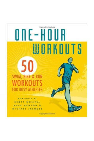 Velo Press Cordee One Hour Workouts Book No Colour