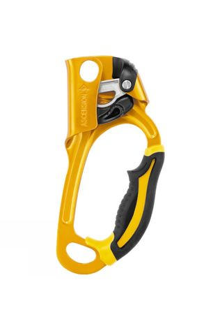 Petzl Ascension Ascender  Yellow (Right Hand)