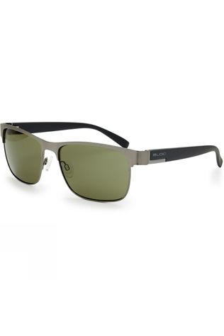 Bloc Deck Sunglasses Matt Gun/Green G15