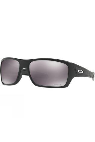 Oakley Turbine Prizm Sunglasses Matt Black/Prizm Black
