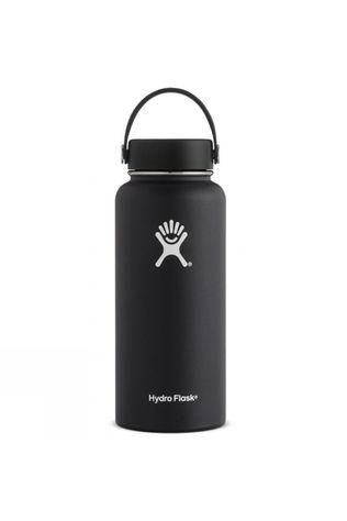 Hydro Flask Wide Mouth 32oz Flask Black