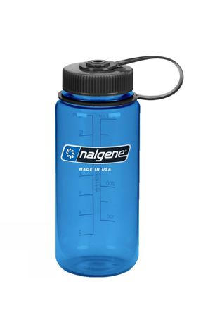 Nalgene Tritan Wide Mouth Bottle 500ml Blue