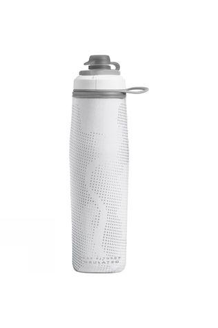 CamelBak Peak Fitness Chill Bottle 710ml White/Silver