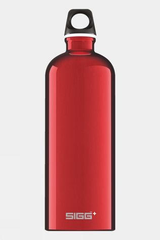 Sigg Traveller 1L Water Bottle Red