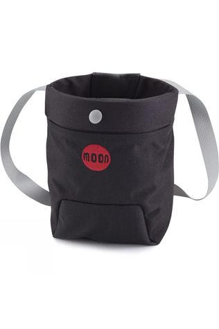 Moon Trad Chalk Bag Jet Black