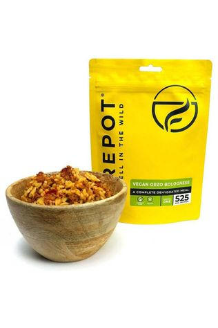 Firepot Vegan Orzo Bolognese No Colour/No Colour