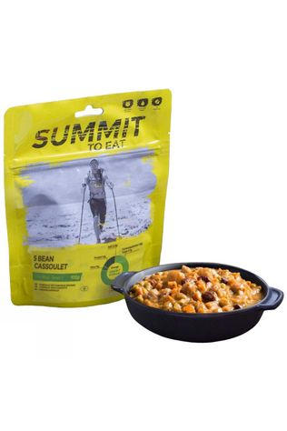 Summit to Eat 5 Bean Cassoulet .