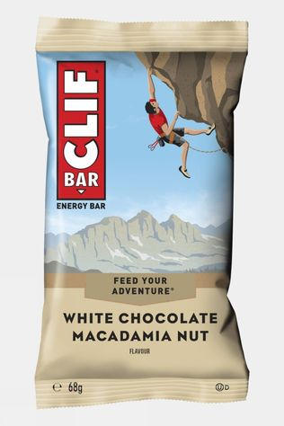 Clif Clif Bar White Macadamia Nut White Chocolate