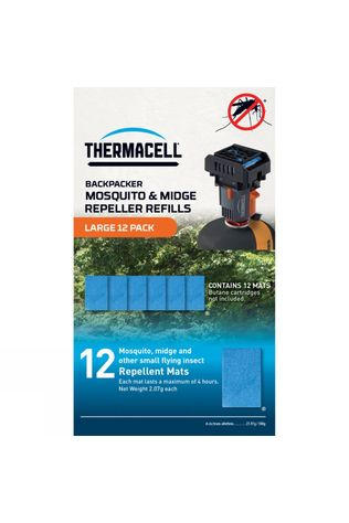 Thermacell Large Refill Pack (12 Mats) No Colour/No Colour