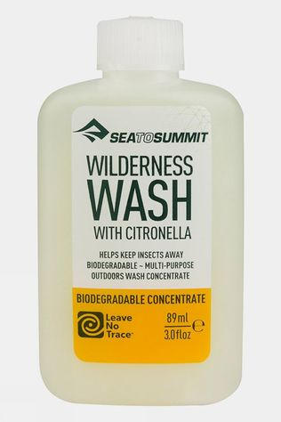 Sea to Summit Wilderness Wash Citronella - 89ml Citronella