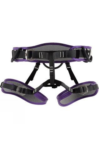 DMM Womens Puma 2.0 Harness Purple/Grey