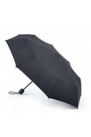 Fulton Hurricane Umbrella Black