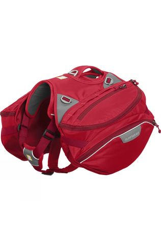Ruff Wear Palisades Dog Pack Red Currant