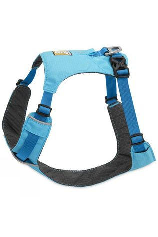 Ruff Wear Hi & Light Dog Harness Blue Atoll