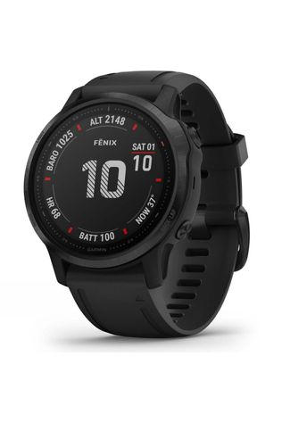 Garmin Fenix 6S Pro Multisport GPS Watch Black