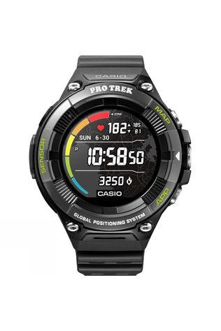 Casio Pro Trek Smart Watch WSD-F21HR Black
