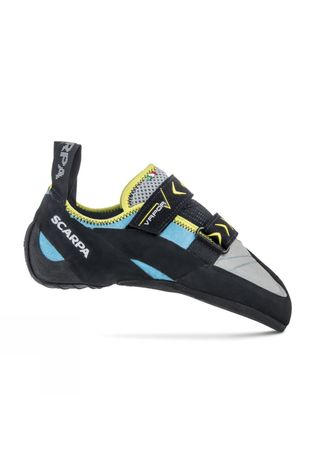 Scarpa Womens Vapour V Climbing Shoe 2018 Turquoise
