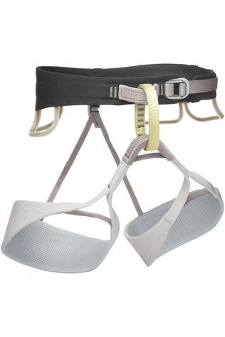 Black Diamond Womens Solution Harness Nickel/Black