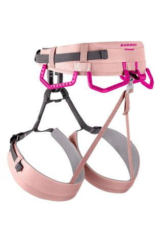 Mammut Womens Togir 3 Slide Harness Candy/Pink
