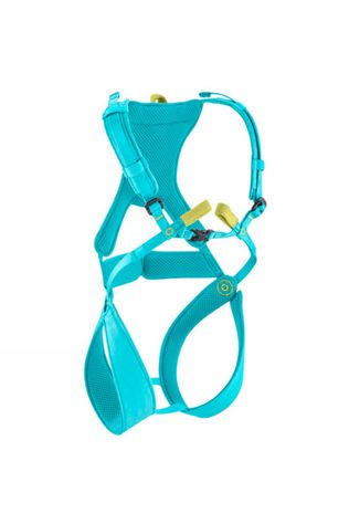 Edelrid Fraggle III Junior Full Body Harness Icemint