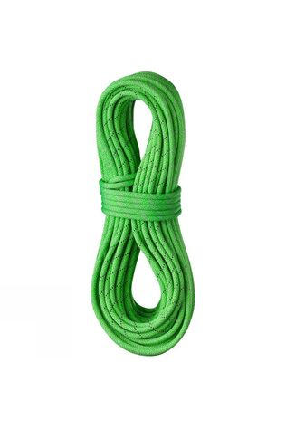 Edelrid Tommy Caldwell Pro Dry DT 9.6mm 60m Rope Neon-Green