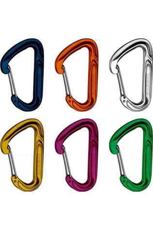 Mammut Wall Light Sixpack Karabiner Set Wire Gate