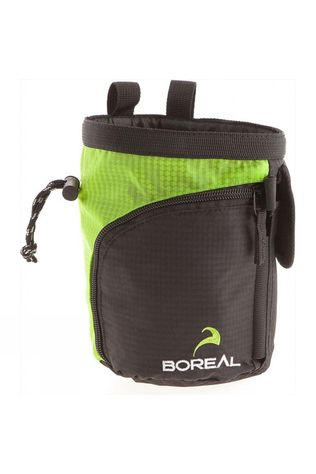 Boreal Night Chalk Bag Black/Green