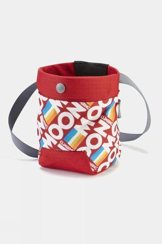 Moon Sport Chalk Bag 100% True Red