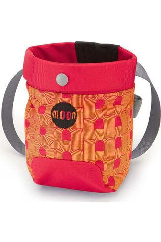 Moon Sport Chalk Bag Retro Moon True Red