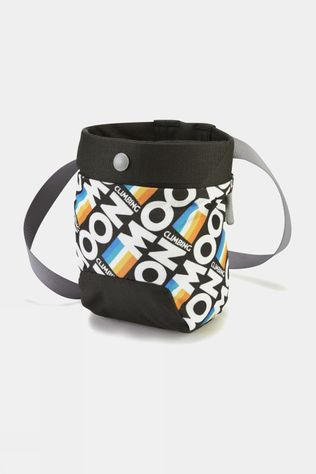 Moon Sport Chalk Bag Retro Stripe Black