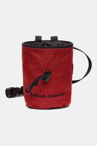 Black Diamond Mojo Chalk Bag Dark Crimson