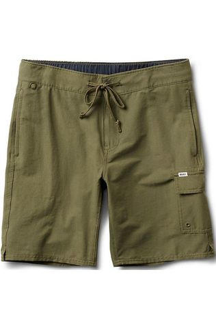 Reef Mens Reef Creek 2 Shorts Olive