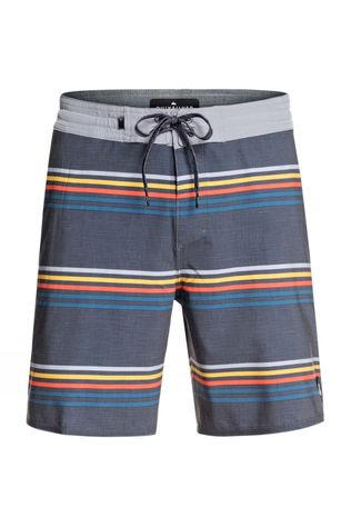 Quiksilver Mens Secret Ingredient 18 Beach shorts Ebony