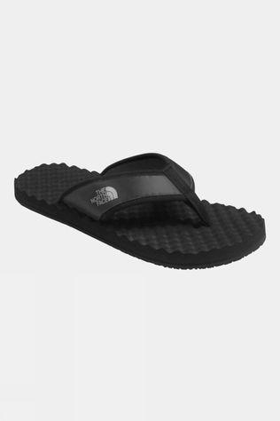 The North Face Mens Base Camp Flip Flop Black / Black