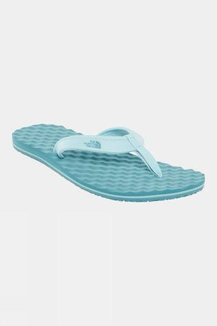 The North Face Womens Base Camp Mini Flip Flop Canal Blue/Storm Blue
