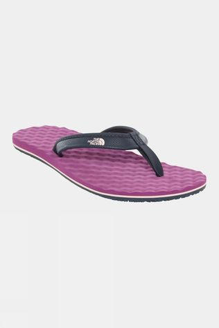 The North Face Womens Base Camp Mini Flip Flop Urban Navy/Phlox Purple