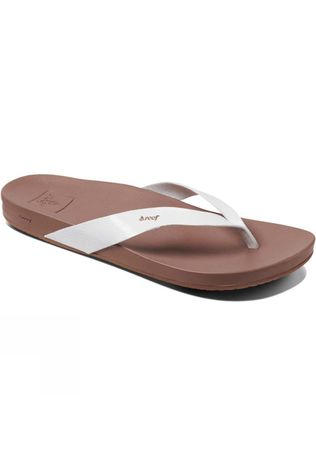 Reef Womens Cushion Bounce Court Flip Flop Cloud