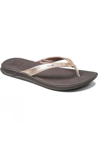 Reef Womens Rover Catch Flip Flop Champagne
