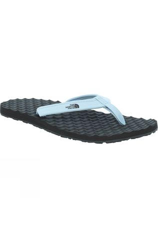 The North Face Womens Base camp Mini II Flip Flop Angel Falls Blue/Urban Navy