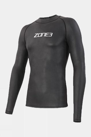 Zone3 Mens Longsleeve Neoprene Baselayer Black