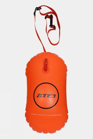 Zone3 Swim Safety Buoy - Tow Float 28L Orange