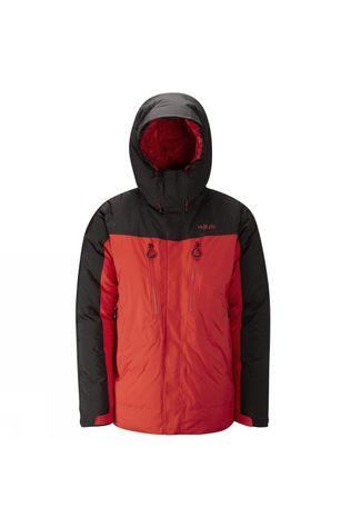 Rab Mens Batura Jacket  Horizon