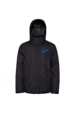Protest Mens Walks Snow Jacket True Black