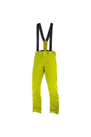 Salomon Mens Stormseason Pant Citronelle