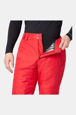 Columbia Mens Bugaboo II Ski Trousers Mountain Red
